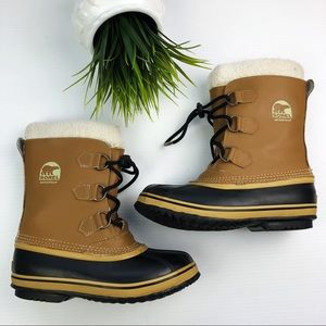 SOREL 1964 PAC 2 Waterproof Insulated Winter Boots